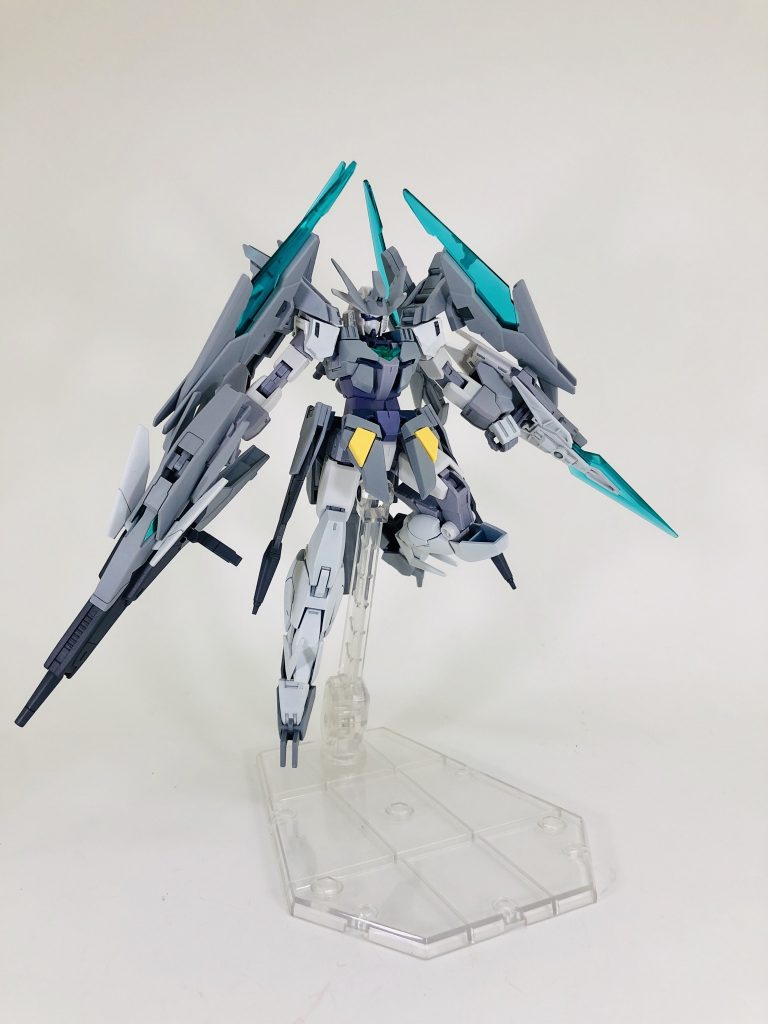 纏え、GBN最強の剣!-AGEⅡマグナムアーマー アピールショット8