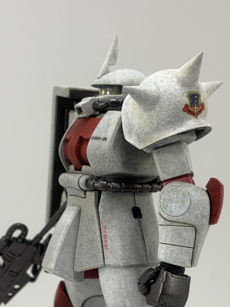 ユニクロ専用 ザクⅡ アピールショット2
