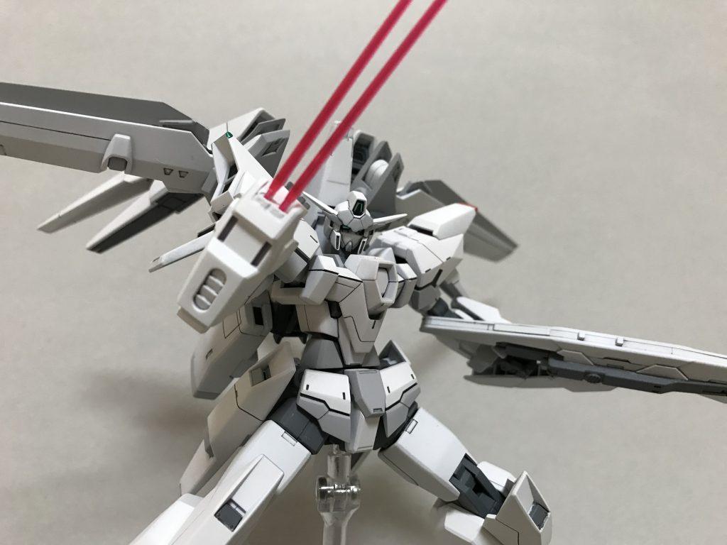 ガンダムAGE-IIIオービタル(アマテラス) アピールショット7