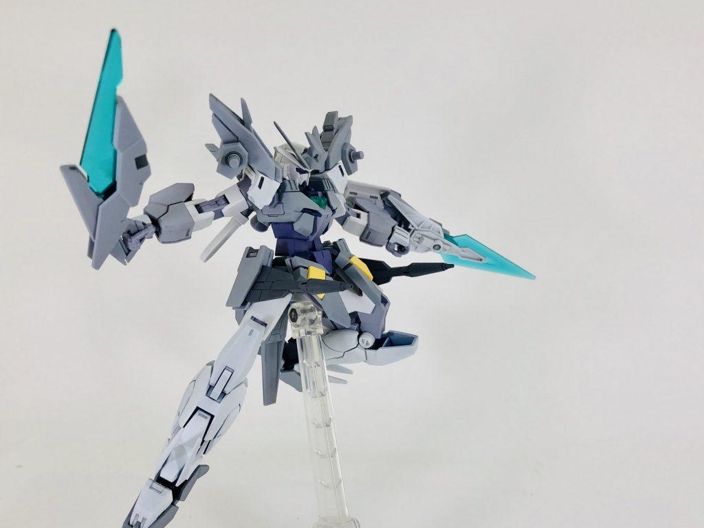 纏え、GBN最強の剣!-AGEⅡマグナムアーマー アピールショット6