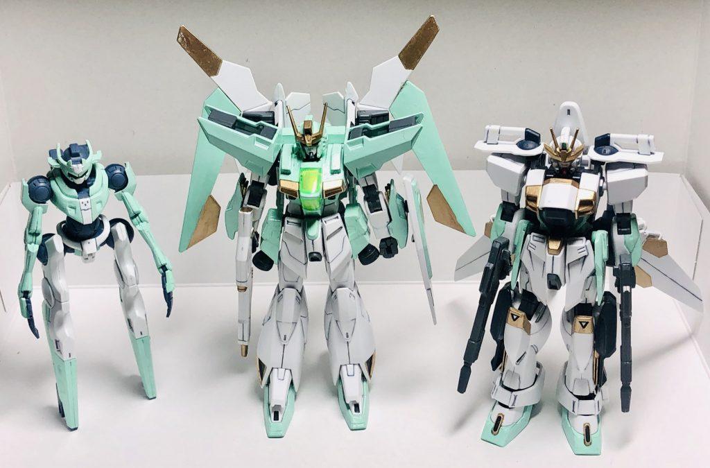 AXシリーズ(3機まとめ)