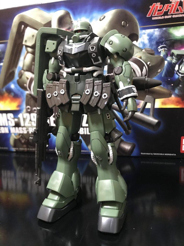 AMS-129 ギラ・ズール Xmas ver.
