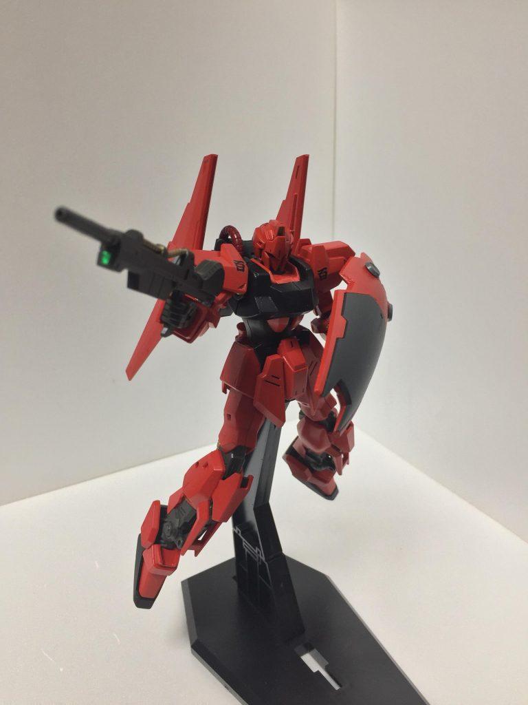 百式 紅-クレナイ- アピールショット5