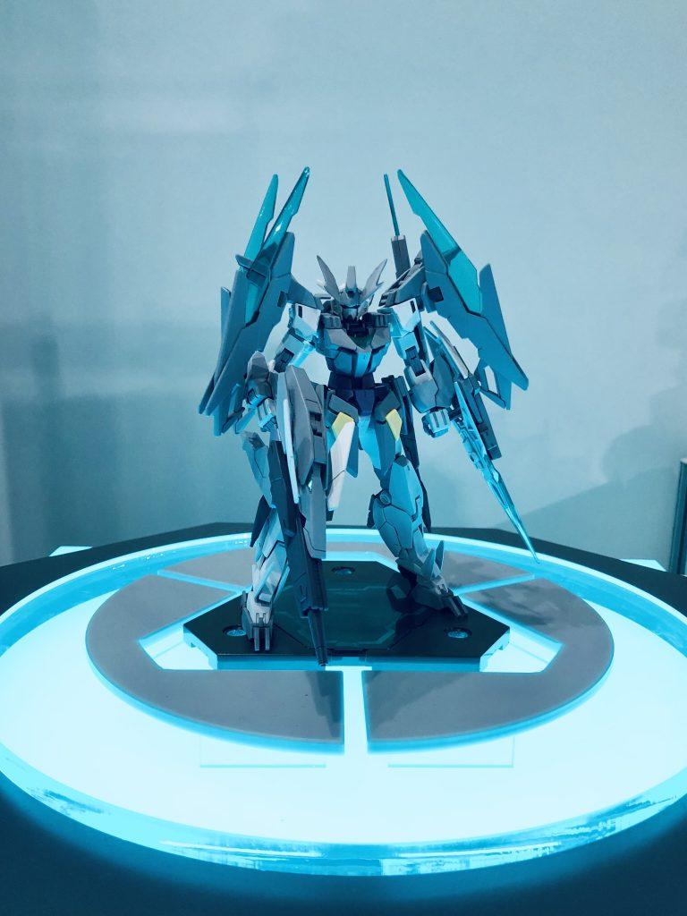 纏え、GBN最強の剣!-AGEⅡマグナムアーマー 制作工程8