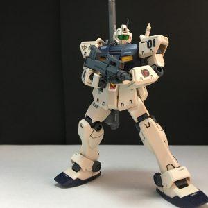 HGUC RGM-79C ジム改