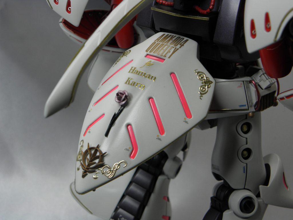 MGキュベレィ フラワークチュールVer アピールショット6