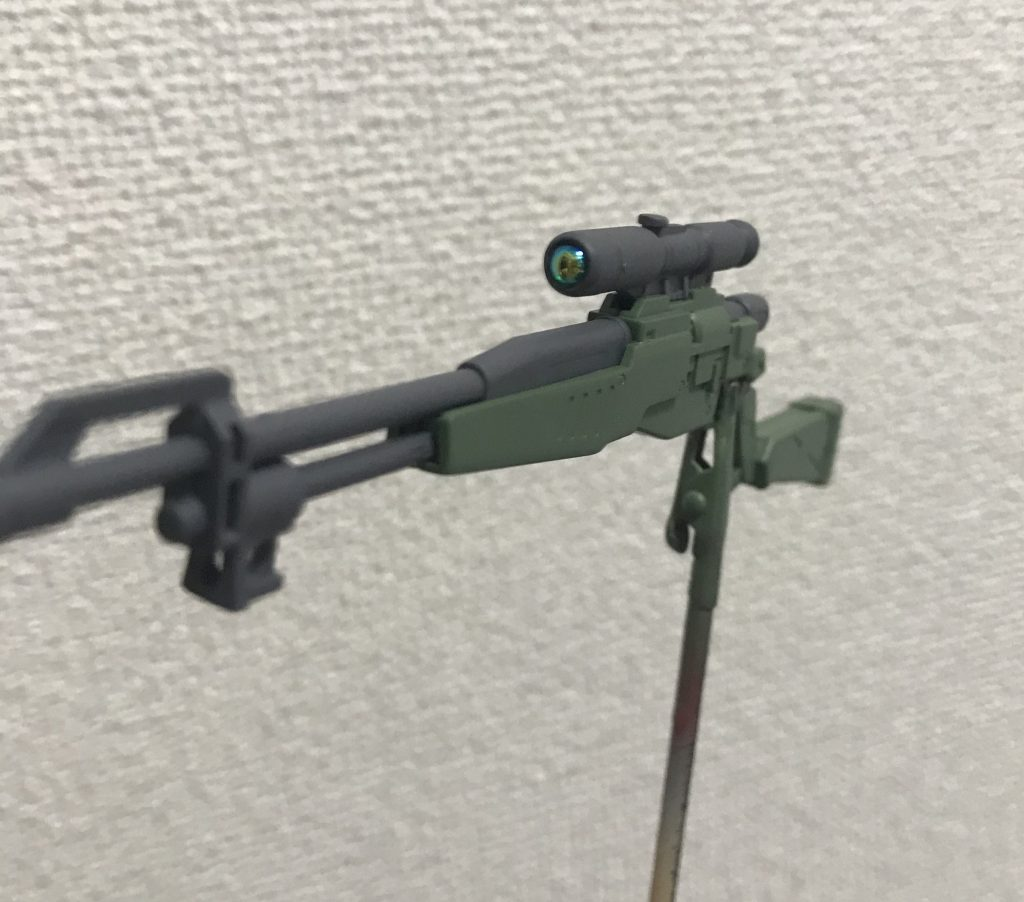 MG RGM-79SP ジム・スナイパーII 制作工程2