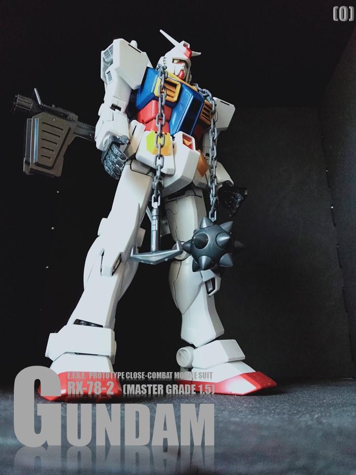 RX-78-2 GUNDAM Ver1.5 No1