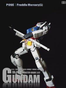 RX-78-2 GUMDAM MASTER GRADE 3.0 No2