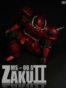 MS-06S ZAKUⅡ No1