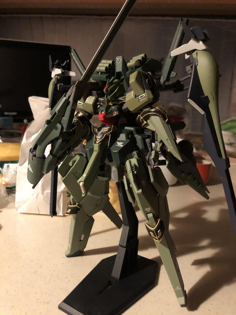TR-6  [ハイゼンスレイII/ネオジオン譲渡仕様] 制作工程3