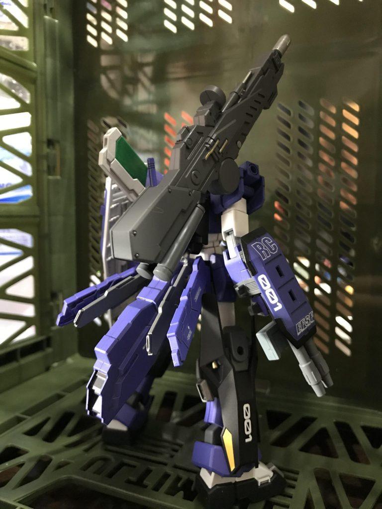 ガンダムレオパルドMk-Ⅱ  S型装備 アピールショット4