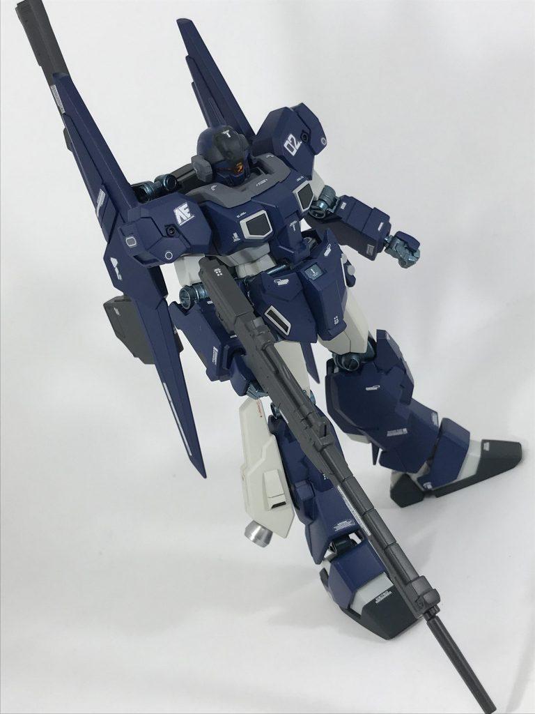 ジェスタ(特務隊仕様) アピールショット3