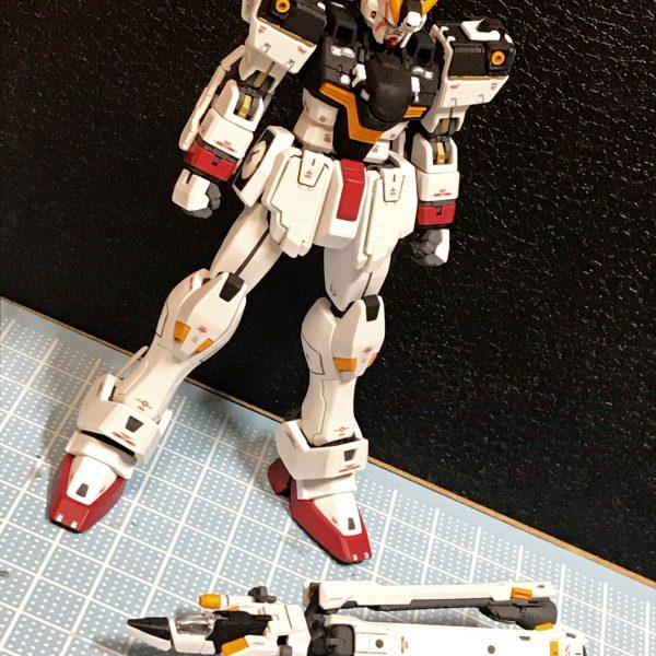 RG クロスボーンガンダムX1