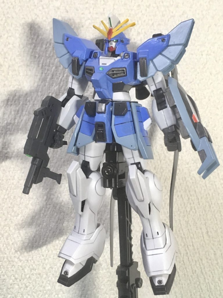 XXXG-01SR2B ビルドガンダムサンドロックカスタム アピールショット7