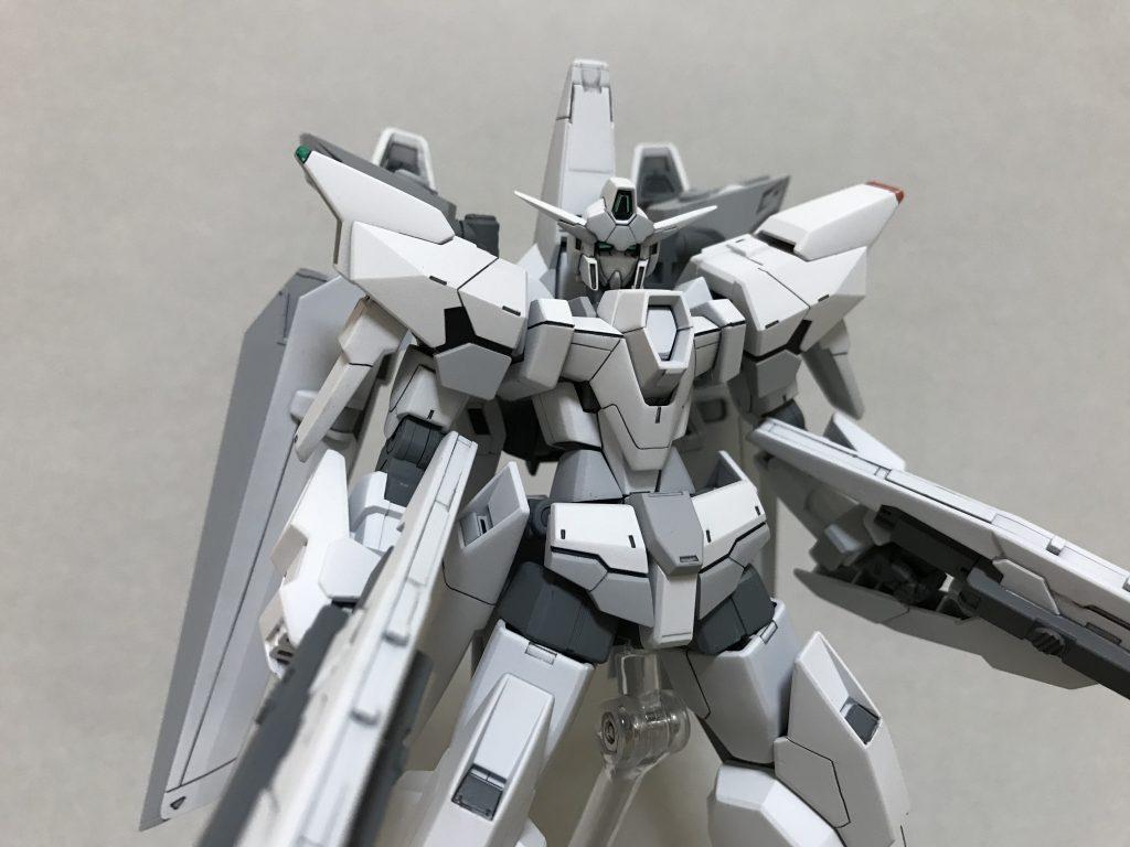 ガンダムAGE-IIIオービタル(アマテラス) アピールショット3