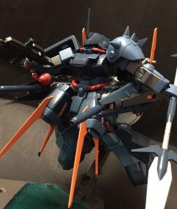 陸戦用試験装備試作機-TR2.5【トードフラックス】