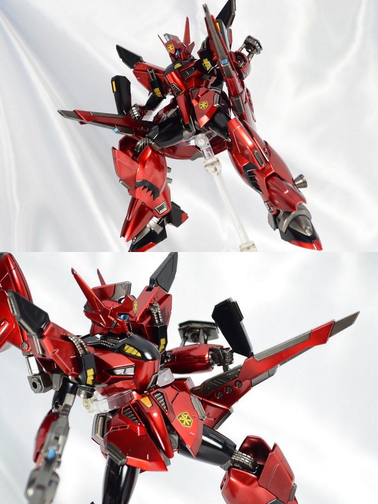 RE/100 ビギナ・ゼラ アピールショット8