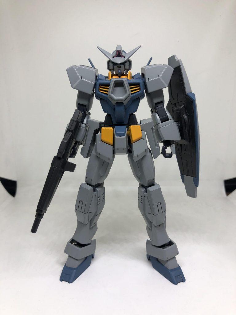 ガンダム AGE-1 3号機 アピールショット1