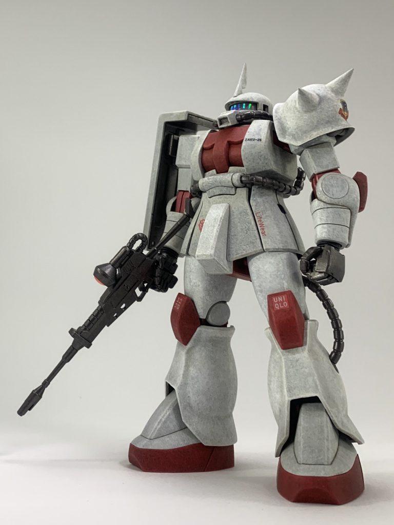 ユニクロ専用 ザクⅡ