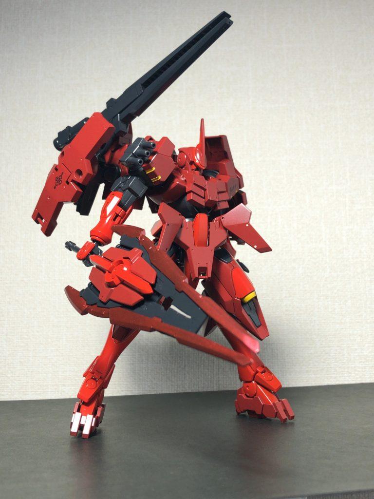 ストライカージンクスMk-Ⅱ アピールショット6