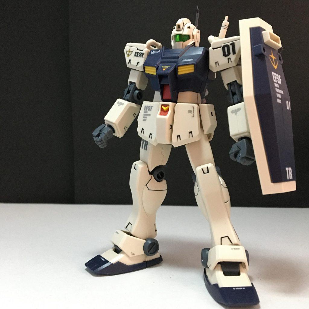 HGUC RGM-79C ジム改 アピールショット1