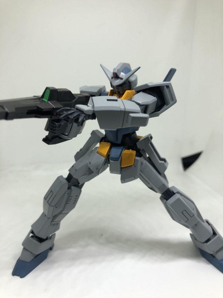 ガンダム AGE-1 3号機 アピールショット3