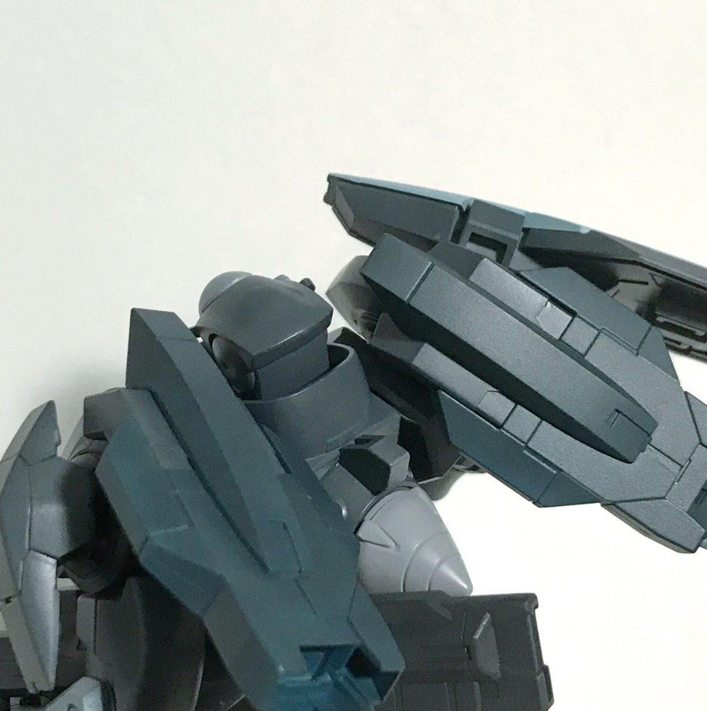 ガンプラ納め GNX-803T ジンクスIV アピールショット5