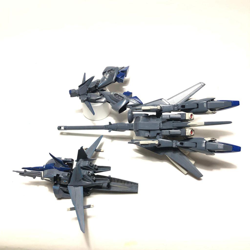 旧キット1/144「ガンダムMk V」 制作工程2