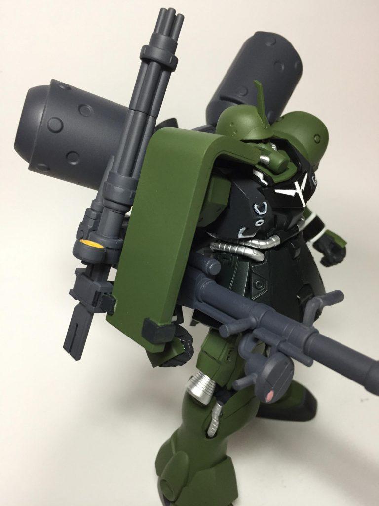 ギラ・ズール(ギルボア機) アピールショット4