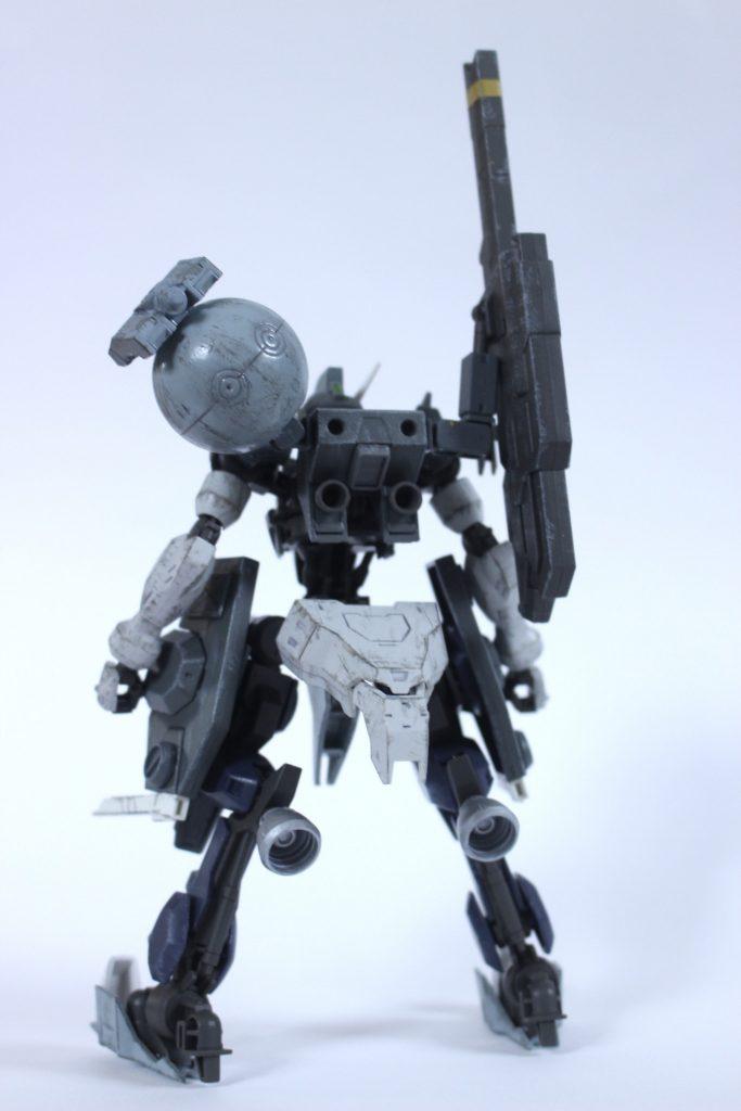 YBM-18[+] ガンダムΣ(シグマ)+ アピールショット1