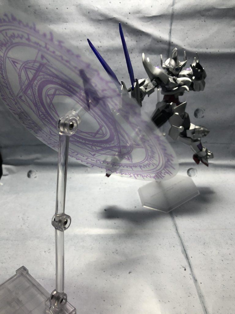 マジシャンズ・ガンダム アピールショット1