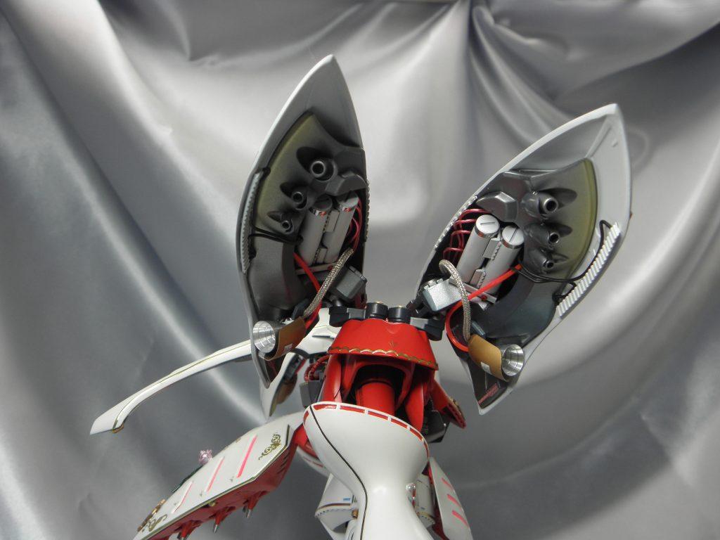 MGキュベレィ フラワークチュールVer アピールショット3