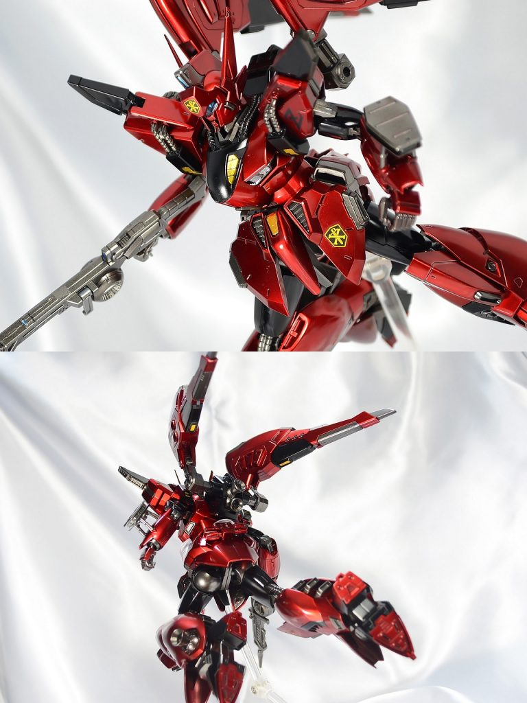 RE/100 ビギナ・ゼラ アピールショット5