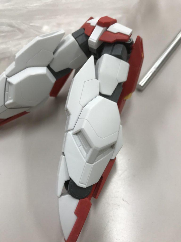 ガンダムAGE-IIIオービタル(アマテラス) 制作工程3