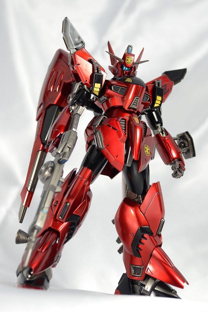 RE/100 ビギナ・ゼラ 制作工程5