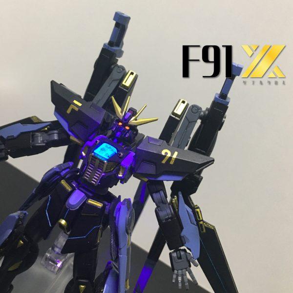F91 Xx[ダブルクロス]