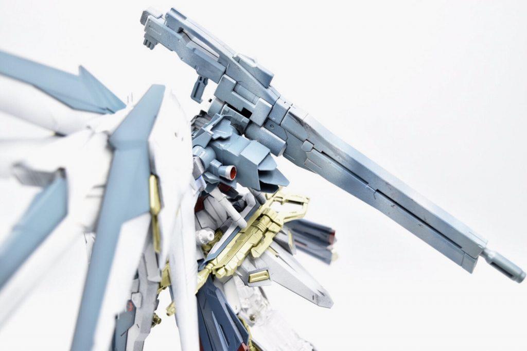 FREEDOM CIEL GUNDAM 制作工程3