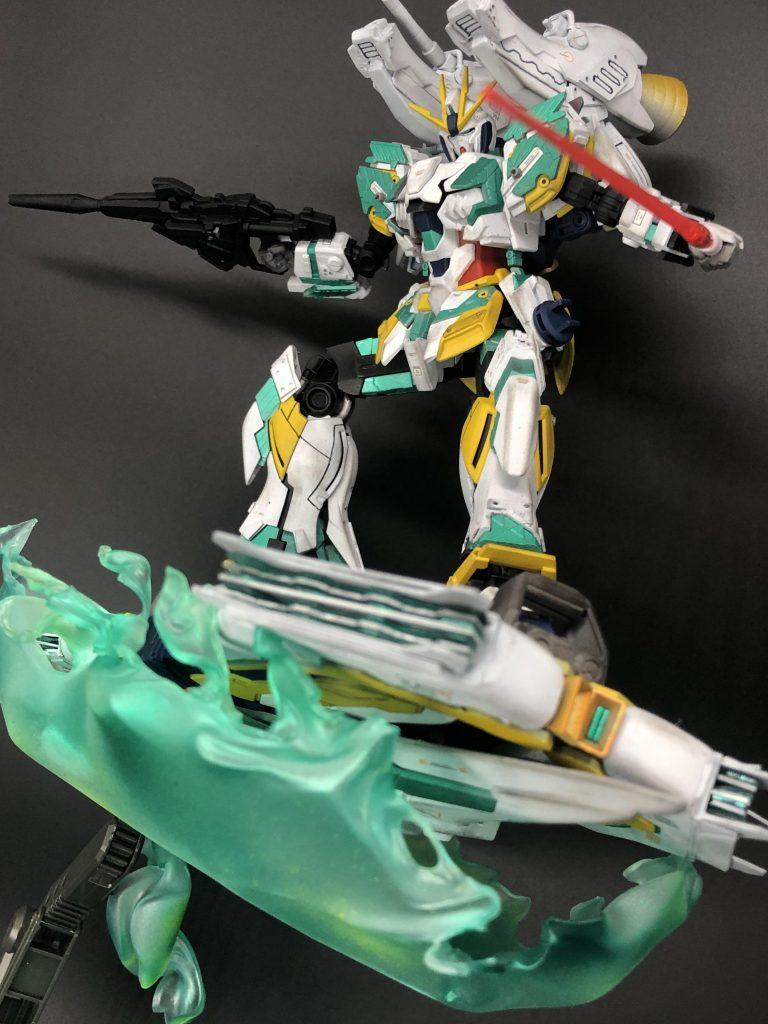 RX-9/W NARRATIVE GUNDAM W-SARF 制作工程2