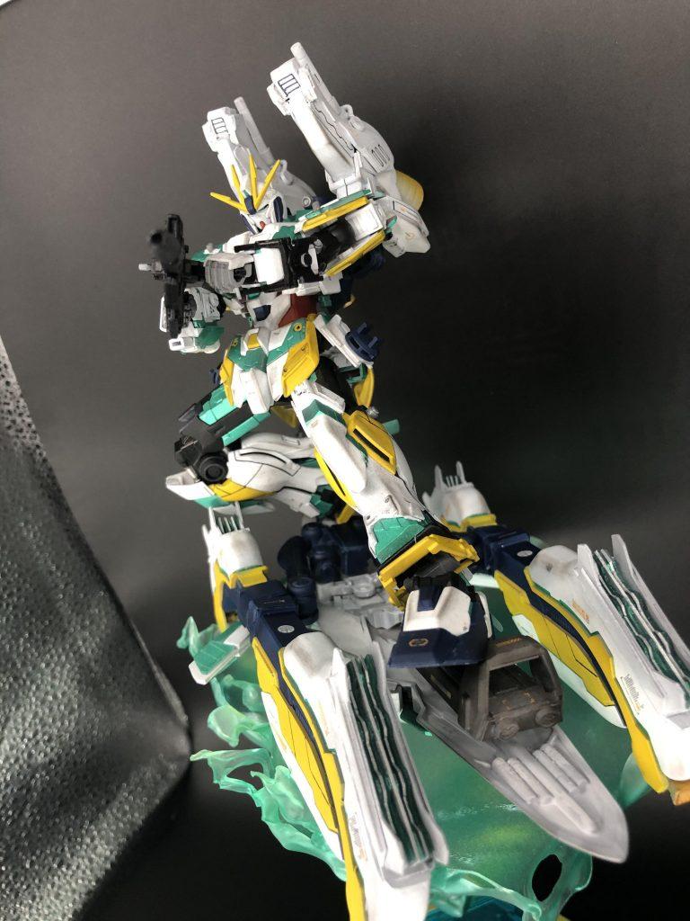 RX-9/W NARRATIVE GUNDAM W-SARF 制作工程5