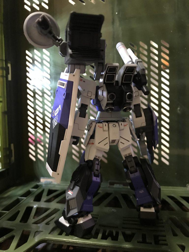 ガンダム6号機 NT-Ⅱ  F型装備 アピールショット4