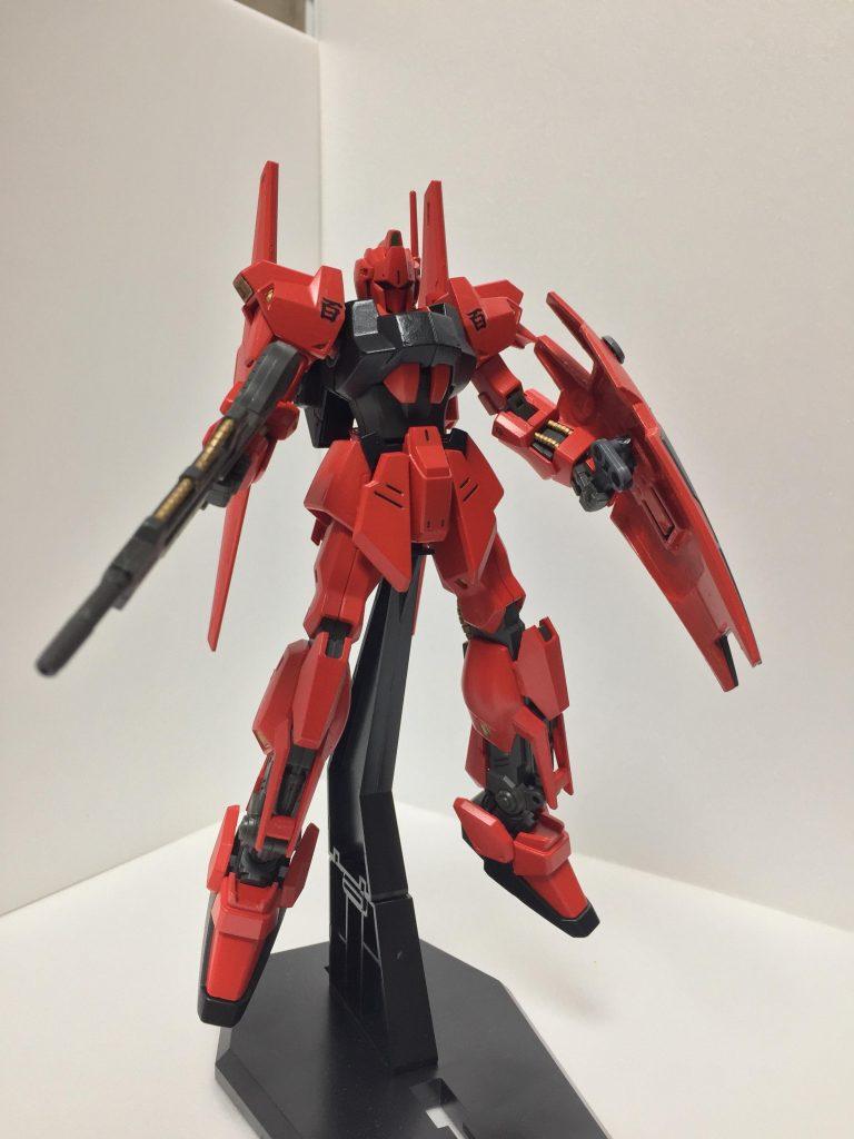 百式 紅-クレナイ- アピールショット1