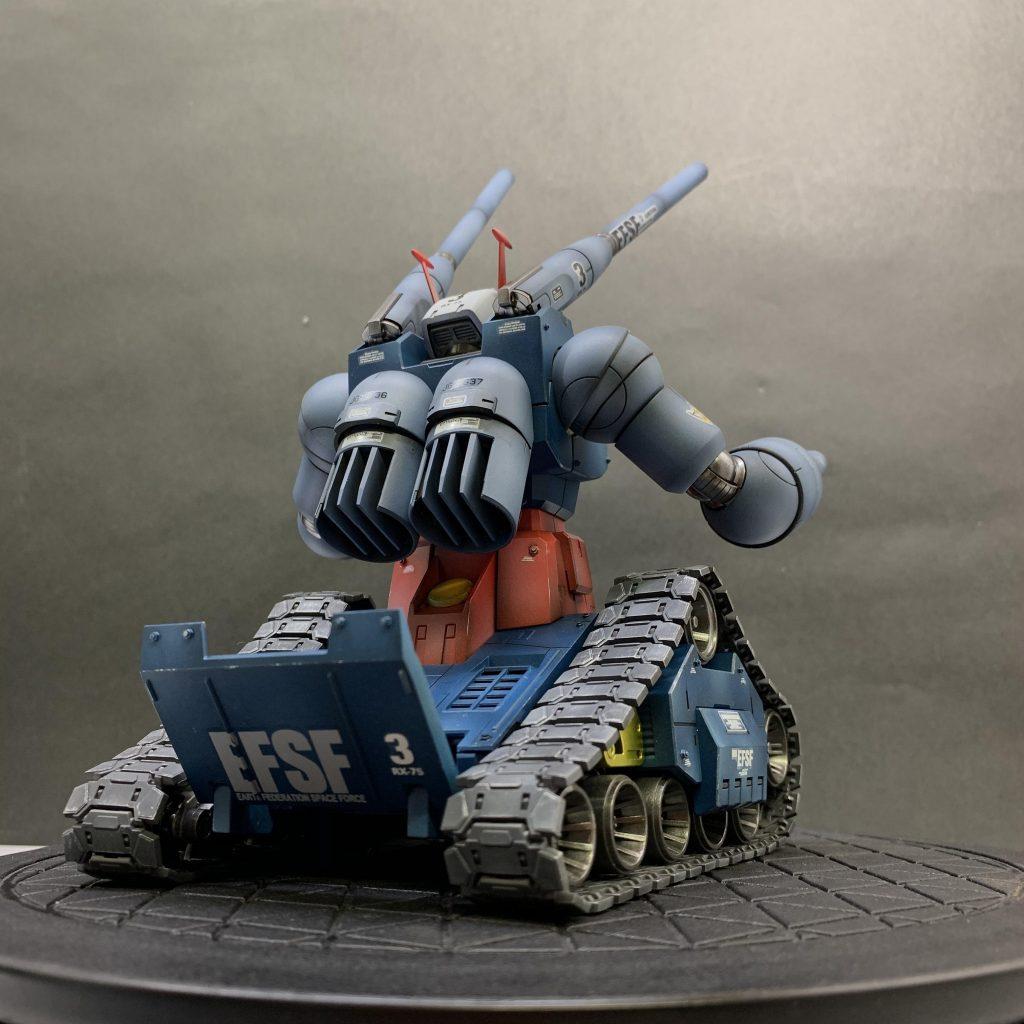 MGガンタンク アピールショット1