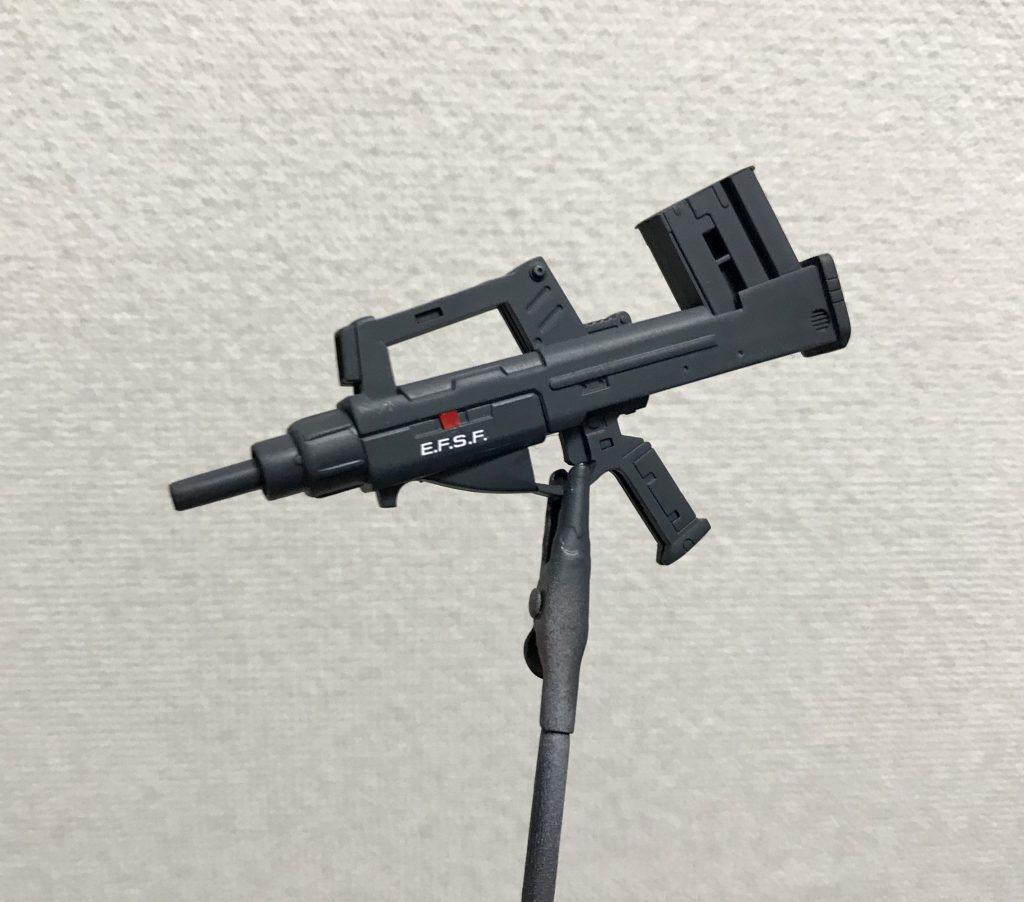 MG RGM-79SP ジム・スナイパーII 制作工程5