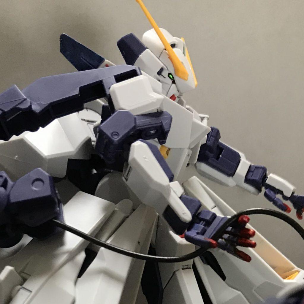 HG RX-124 ガンダムTR-6[ウーンドウォート]