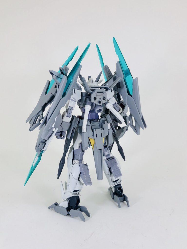 纏え、GBN最強の剣!-AGEⅡマグナムアーマー アピールショット3