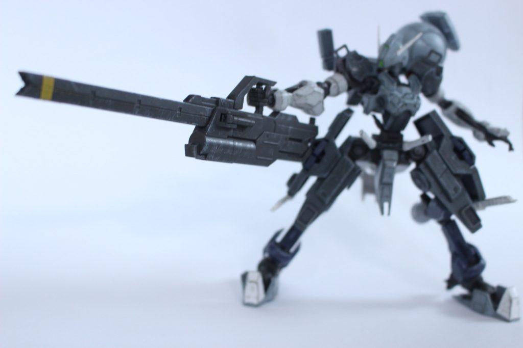 YBM-18[+] ガンダムΣ(シグマ)+ アピールショット2