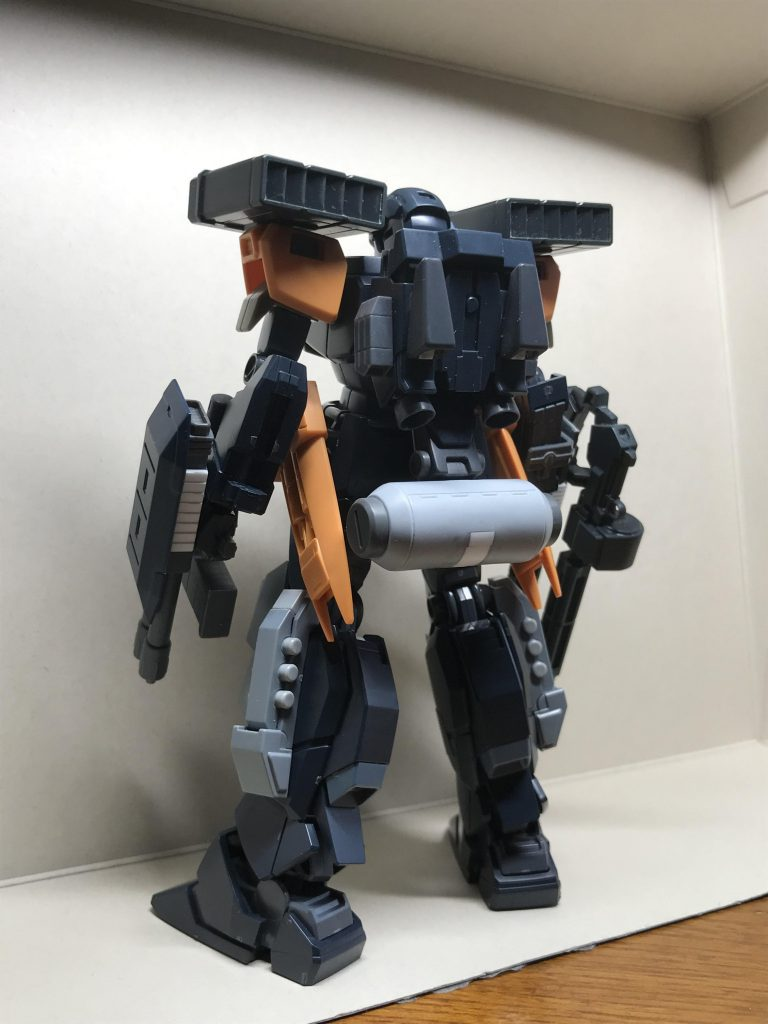 ジェスタ(特務隊仕様) 制作工程5