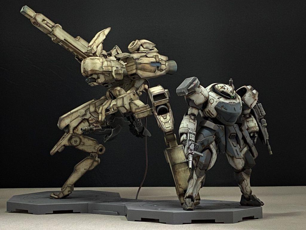 結成! 鉄華団特殊部隊