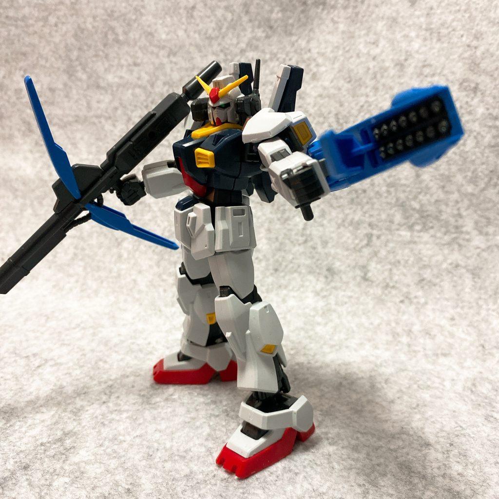FXA-05D/RX-178スーパーガンダム アピールショット3
